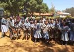 Mittlerweile zählt die Saint Francis of Asisi School in Mitunguu fast 400 Schülerinnen und Schüler, vor zwei Jahren waren es noch 250